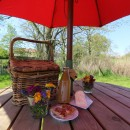 De Groenselpoorte - picnic at the farm